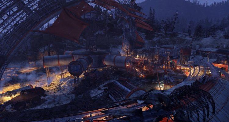 В Fallout 76 появится новая карта Morgantown