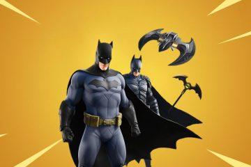 В Fortnite началось событие, посвящённое 80-летию Бэтмена