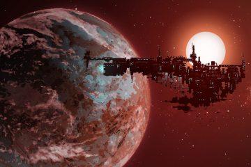 В этом месяце свет увидит Crying Suns — космическая опера, вдохновлённая FTL