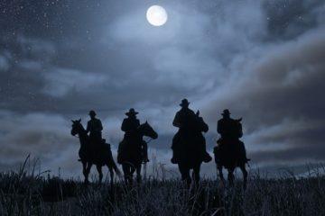 Время в Red Dead Redemption 2 течёт не равномерно