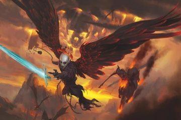 Вышла новая кампания для D & D, отсылающая к Baldurs Gate 3