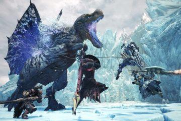 Вышло объёмное DLC Iceborne для Monster Hunter: World