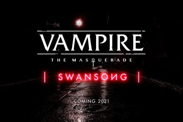Анонсирована Vampire: The Masquerade - Swansong
