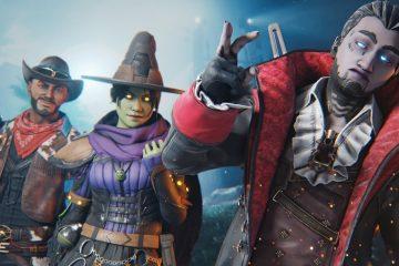Apex Legends готовится к Хеллоуину