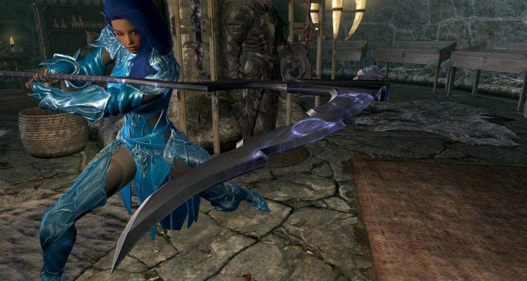 Топ 20 оружейных модов для Skyrim