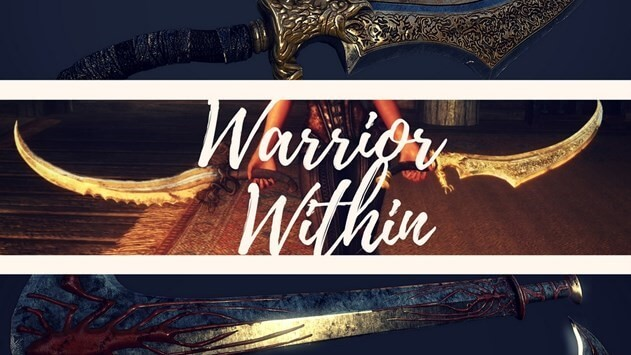 Оружие из Prince of Persia: Warrior Within