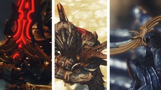 Божественные мечи Гиелинора