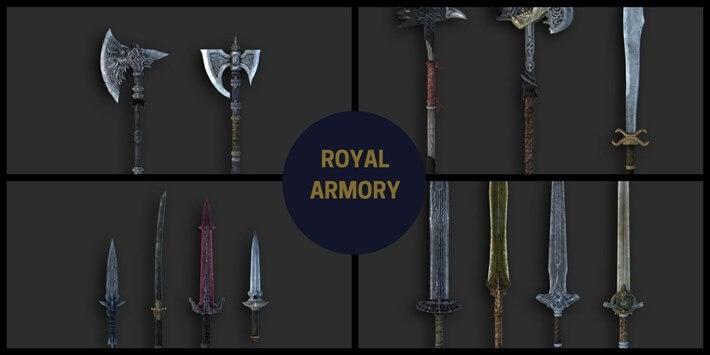 Королевский арсенал