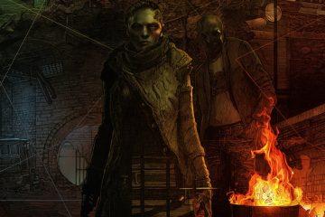 Последняя фракция Bloodlines 2 - доступные только для Носферату Невидимые