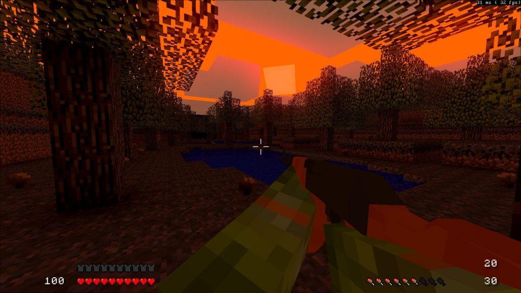 Brutal Minecraft Beta выглядит потрясающе