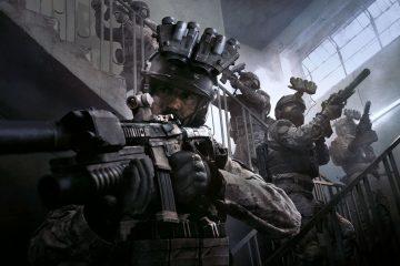 CoD: Modern Warfare - найдена пасхалка, призывающая быть гуманней