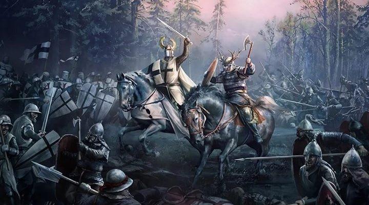 Crusader Kings 2 доступен бесплатно в Steam