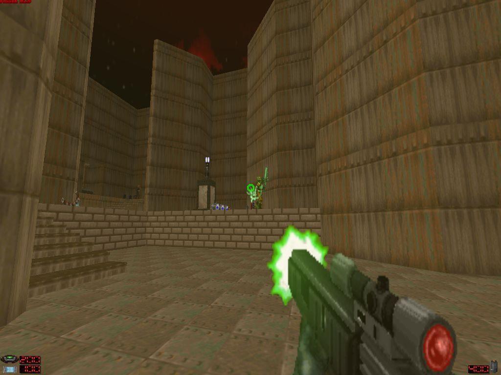 Мод Star Wars Doom привносит способности Силы и 40 новых врагов в GZDoom