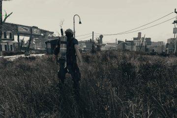 Мод для Fallout 4 исправляет анимацию движений главного героя
