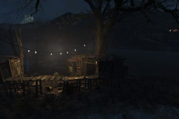 Мод для Fallout 4 добавляет реалистичные тени для уличного освещения