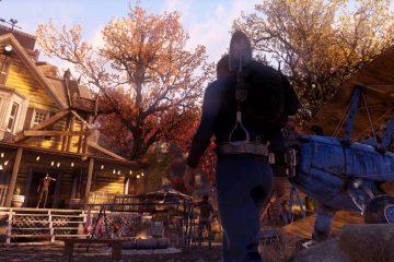 Fallout 76 - частные серверы появятся на следующей неделе