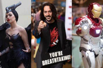 Лучший косплей Fan Expo Canada 2019