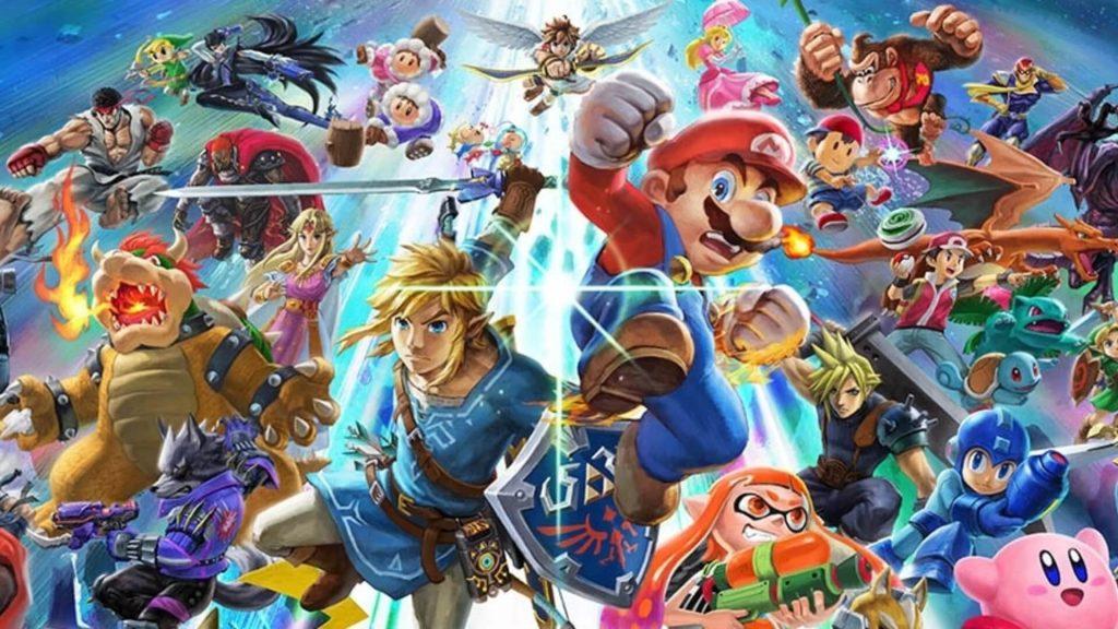 Персонажи – всего лишь игрушки – Smash Bros.