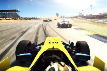 GRID: Autosport теперь доступна на Nintendo Switch