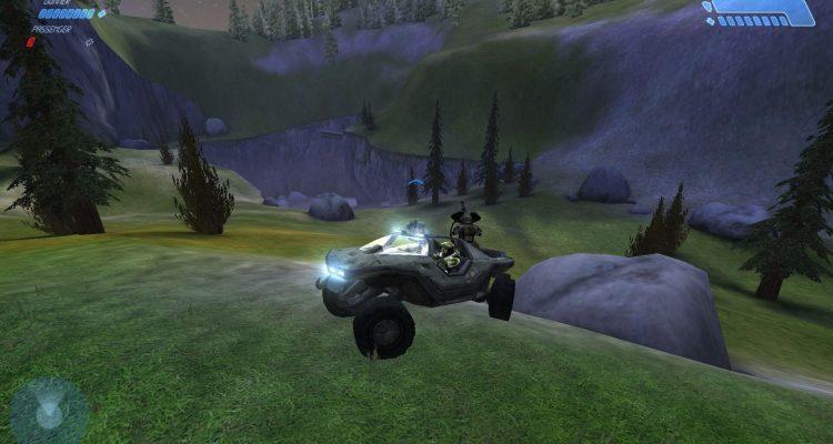 Мод для Halo заменяет весь транспорт и оружие на их аналоги из Halo: Reach
