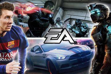 Игры Electronic Arts скоро вернутся в Steam