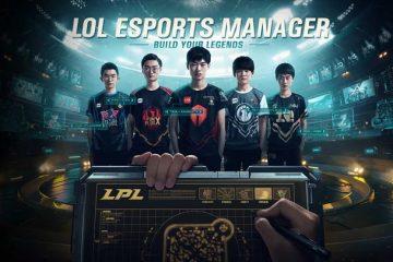 LoL Esports Manager - новая игра от Riot Games