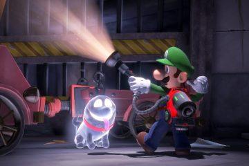 Luigis Mansion 3 выходит на Nintendo Switch