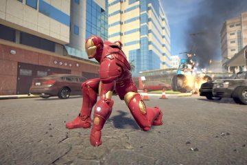 Marvels Iron Man VR - объявлена дата выхода