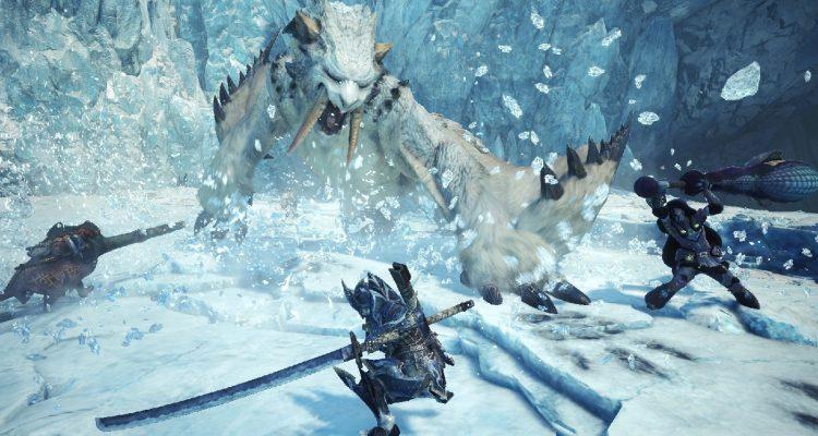 Monster Hunter World: Iceborne - объявлена дата выхода на ПК