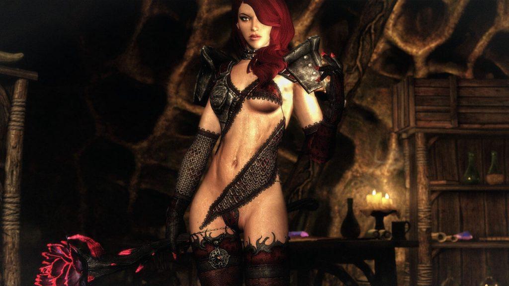 Merta Black Rose Armor UUNP