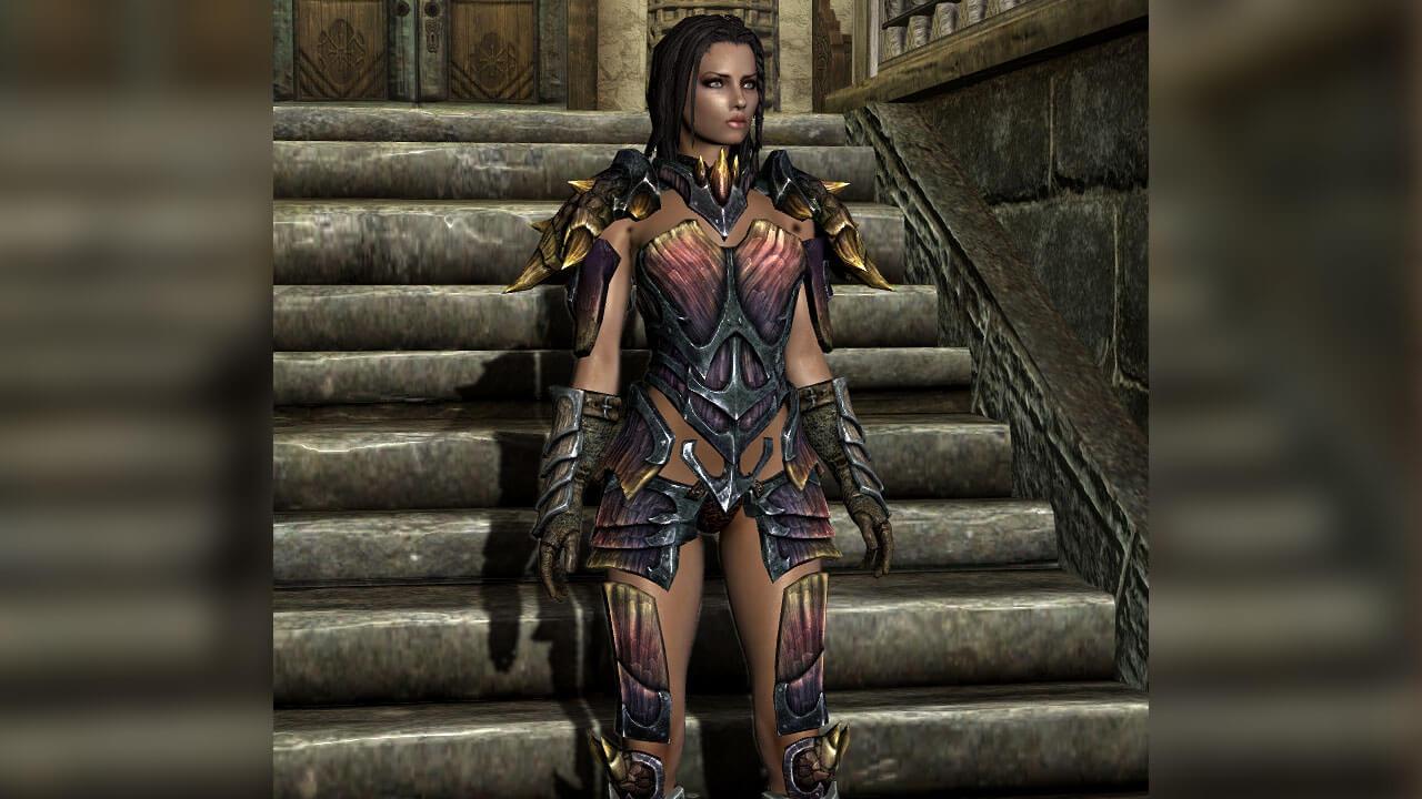 Ps4 Skyrim Female Body Mods