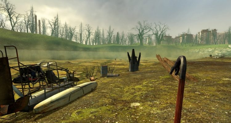 Оригинальный Half-Life получил новый патч