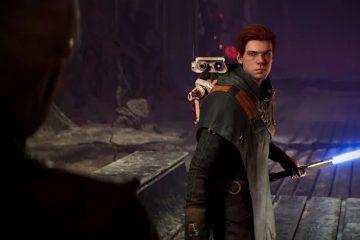 Представлен новый геймплей из Star Wars Jedi: Fallen Order