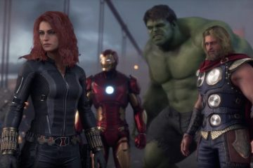 Прохождение Marvels Avengers займёт 10-12 часов