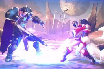Project L - файтинг от создателей League of Legends