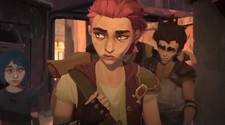Riot Games в сотрудничестве с Netflix выпустит мультсериал Arcane