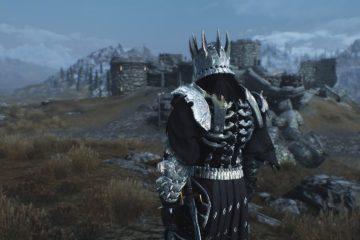 Топ 10 модов на злодейскую броню Skyrim