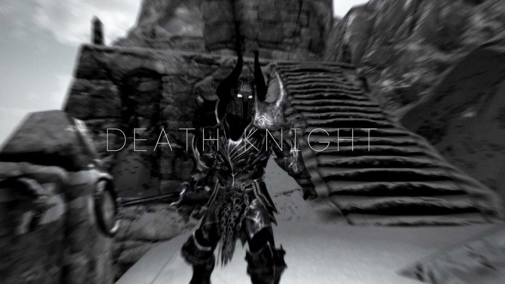 Тамриэльский Рыцарь Смерти