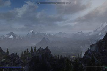 Модификация для Skyrim добавляет объемный туман