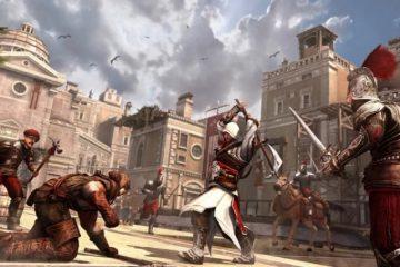 Следующая часть Assassins Creed: Legion перенесёт события в Рим