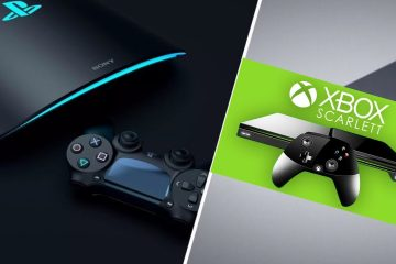 Слух: PlayStation 5 и новый Xbox будут иметь встроенную камеру