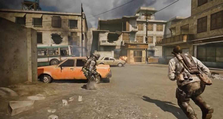 Состоялась премьера Call of Duty: Mobile