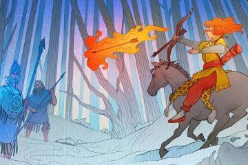 Состоялась премьера Six Ages: Ride Like the Wind