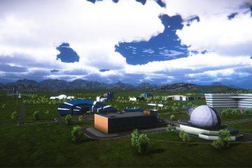 Space Company Simulator выходит в раннем доступе
