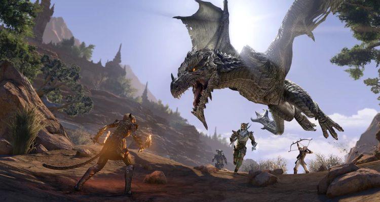 Спаси котиков, убивая драконов в The Elder Scrolls Online: Elsweyr