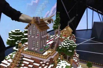 Стартовал ранний доступ к Minecraft Earth
