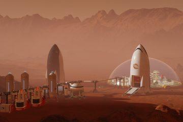 Surviving Mars доступен бесплатно в магазине Epic Games