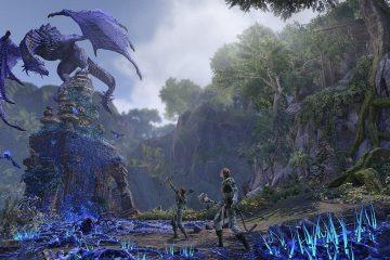TES Online - представлен трейлер для DLC Dragonhold