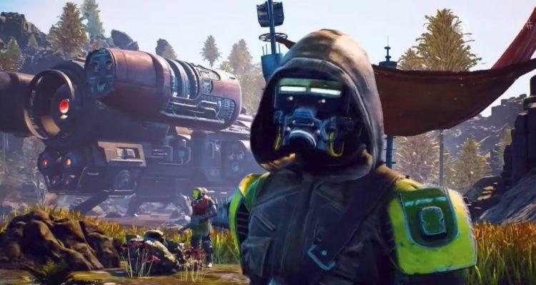 The Outer Worlds - опубликован часовой видео-материал из игры