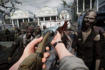 The Walking Dead Saints & Sinners - представлен первый геймплей